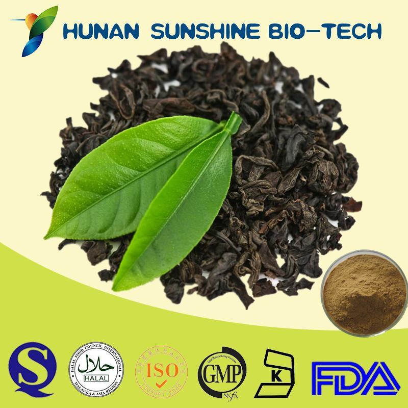 CAS NO.: 4670-05-7 Natural Anti-oxidant Instant Black Tea Powder