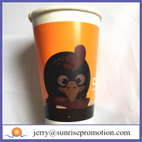 12oz Promotion Temperature Change Color Cup
