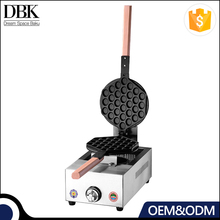 Snack Machines commercial Stainless steel automatic Egg Waffle Baker
