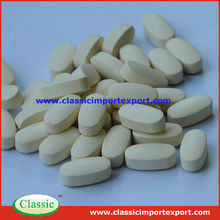 Calcium Vitamin D3 chewable tablet Private label