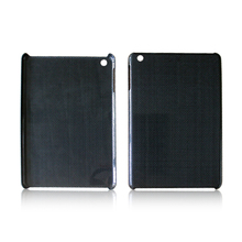 Luxury 100% Genuine Full Boby Carbon Fiber Cover Smart Case for ipad 5, phone case