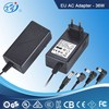 36W AC adapter with European plug TUV GS CE approval