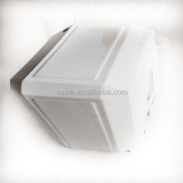 OEM vacuum forming plastic cover for machine, durable industrial equipment plastic cover wholesale