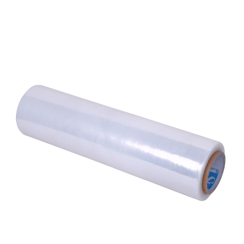 Soft Hardness PE Stretch Film Thin Plastic Film