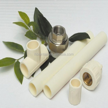 Quality Assured Gold Supplier Polybutylene PB heating pipe For hot water supply system
