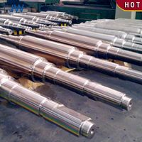 TOP QUALITY STEEL FACTORY en19 forged steel