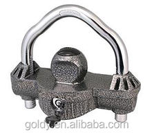 Universal Boat Trailer Unattended Coupler Hitch Lock