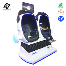 Amusement Park 9D Cinema Rides 360 interactive game Simulator 9Dvr cinema 9d vr chair