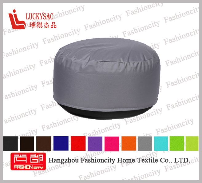Outdoor Air pouf inflatable cute bean bag without beans