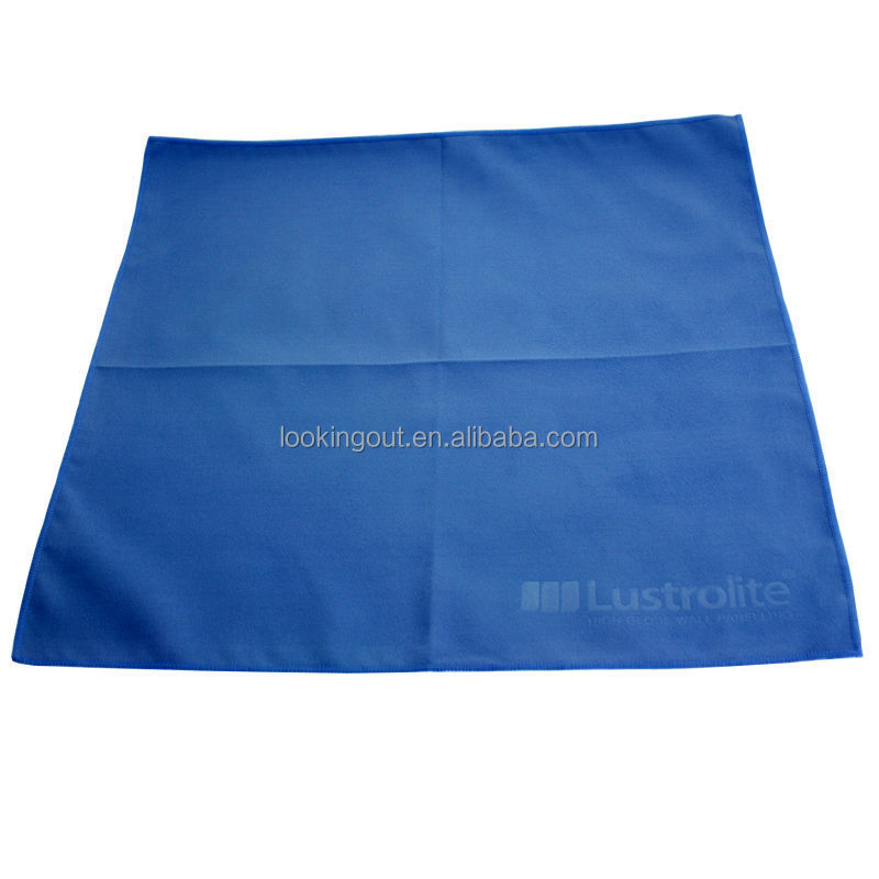 promotional material custom-made microfibre towel for dog