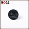 wholesale stylish black nickel custom made metal button for garment in factory BK-BUT077