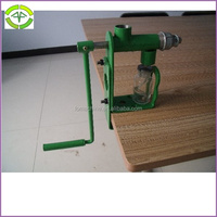 hot popular small oil screw press