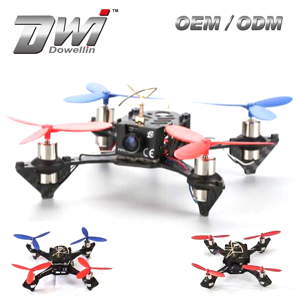 DWI TINY 117 DIY 2.4G Wifi FPV Mini RC Racing Drone with HD Camera Brushless Motor 60km/h