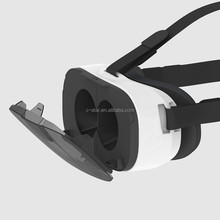 2016 The most popular 3d 360 glasses/virtual reality glasses /vr headset 3d glass
