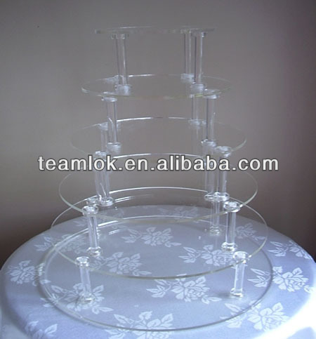acrylic cupcake stand/riser for sale