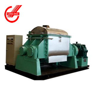 1000L Vacuum Sigma Blade Mixer Double Z Arm Kneader Mixer machine for BMC & CMC production