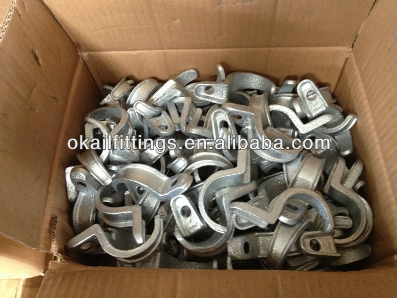 High Quality Rigid Clamp Backs