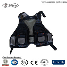 Fishing life vest Fly Inflatable fishing vest