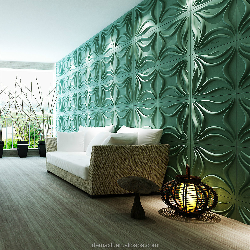wallpapers/wall coating 3D 5021LILY