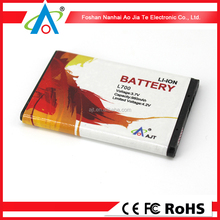 SLB-0737 For Samsung L700 manufactures battery for mobile phone