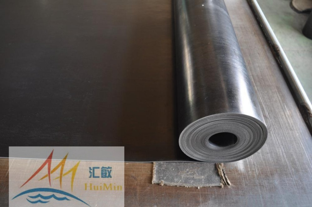 made in China SBR RUBBER SHEET with different sizes