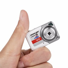 X6 HD Ultra Portable 1280 x 1024 Video Recorder Digital Small Mini DV Camera