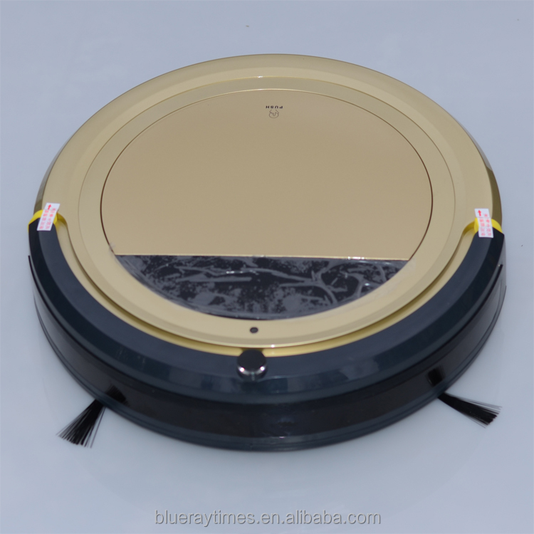 dropship double side brushes mopping robotic vacuum cleaner