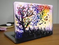 Customize fashion pattern hard case for macbook pro air retina