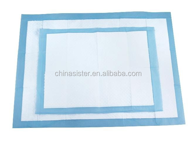 OEM 60*90cm Large Disposable Absorbent Urine puppy pet pad