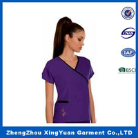 OEM design female medical uniform designs