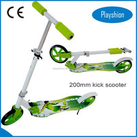 Wholesale cheap 200mm kick scooter 2 wheel scooter with CE