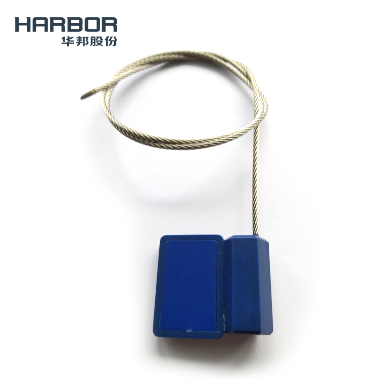 HARBOR Sample Custom Container Security Abs Plastic Chip Rfid Lock Seal
