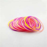 Good quality top sell silicone rubber silly toy bands