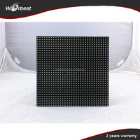 Wholesale price high flatness P6 Outdoor led video screen module from china shenzhen