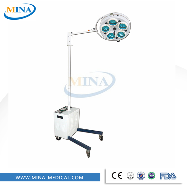 MINA-OL002 China manufacturer CE ISO gynecological examination lamp