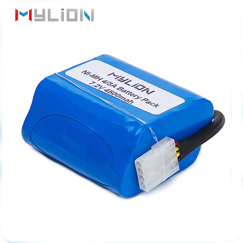 Mylion 4500mah 7.2V stick shape for rc rar rc truck rc gun rechargeable nimh battery pack