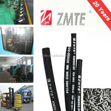 R16/ R17 oil resistant steel wire braided italy hydraulic hose made in china