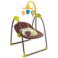 New design baby electric swing with smart connect app