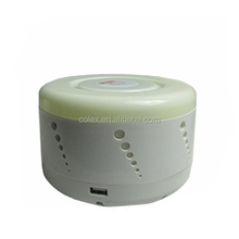 2017 trend products white noise machine sleep therapy sound machine with LED night light