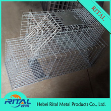 Quality Folding Mouse Cage Live Animal Cage Traps