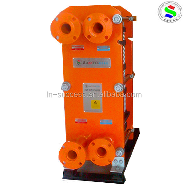 China produced high qualtity oil furnace heat exchanger