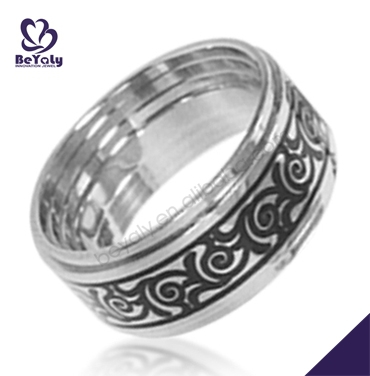 wholesale stainless steel jewelry men ring