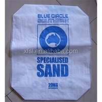 best quality of sand bags with logo printed