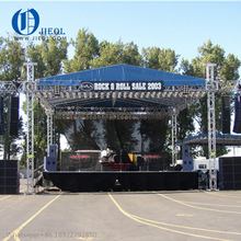 Easy install hot sale mobile event stages outdoor concert portable stage for sale