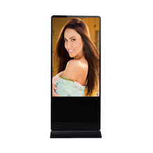 55 inch standing kiosk wifi android advertising player 1080P TFT LCD screen indoor display kiosk display multimedia player