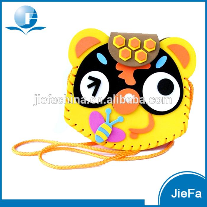China Manufacture High Quality Best Sell Kids EVA Foam Cartoon Bags for Gift