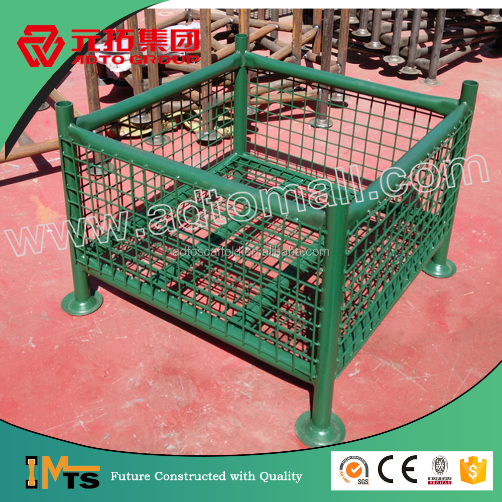 green painted kwikstage scaffolding lock pin manual