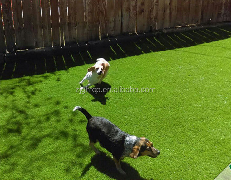 35 MM Friendly UV Resistance Pet Artificial Turf/Synthetic Grass For Dog Playing