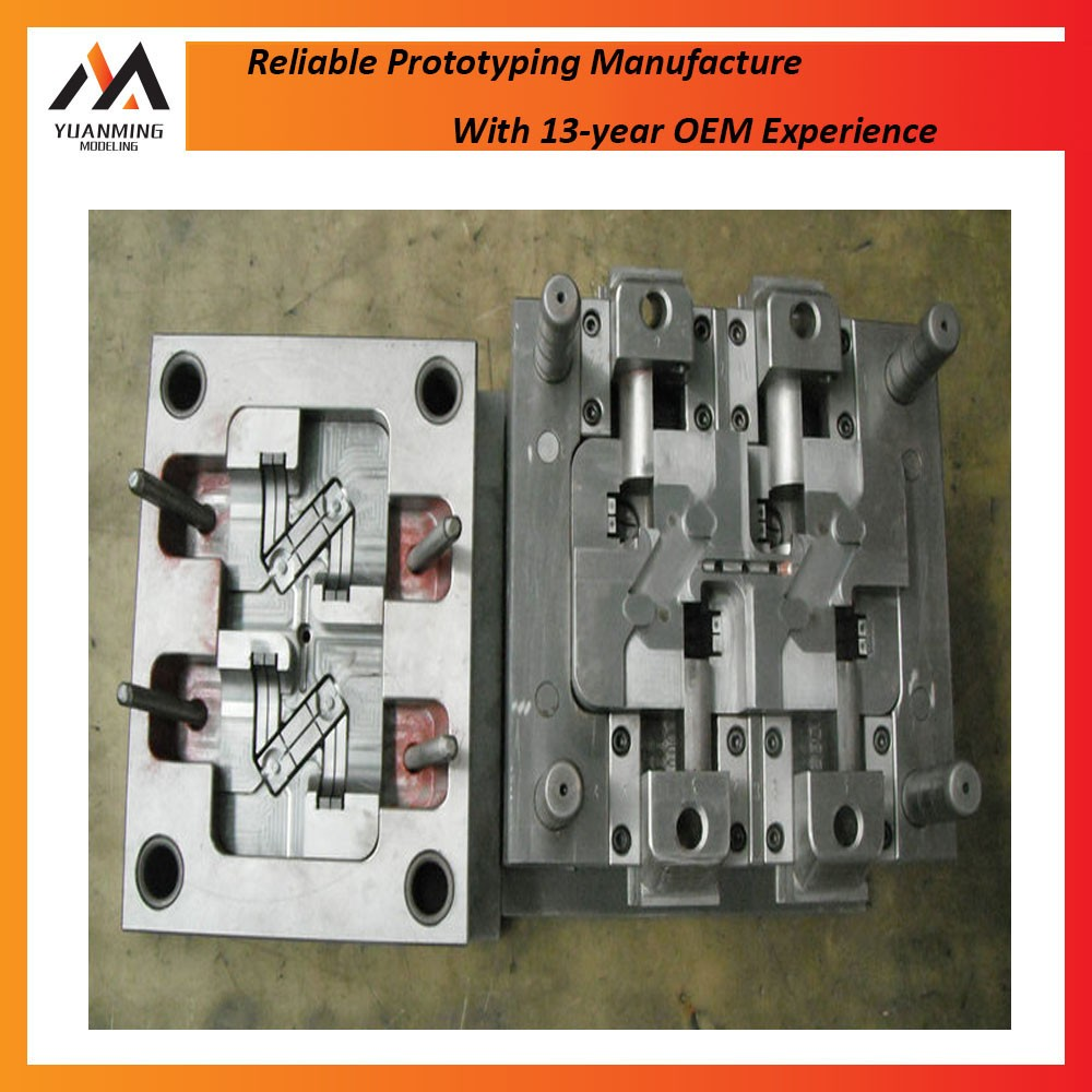 high quality cheap plastic mould and prototype/plastic injection mold making/spare parts plastic injection molding
