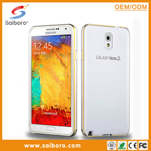 New metal aluminum bumper plastic back cover cases for Samsung A310